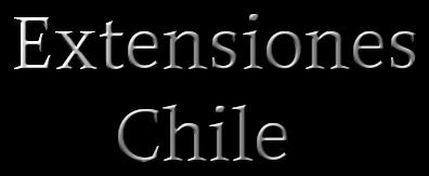 extensiones de pelo chile